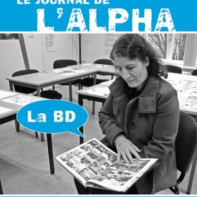 Journal de l'alpha 179 : La BD (juin 2011)