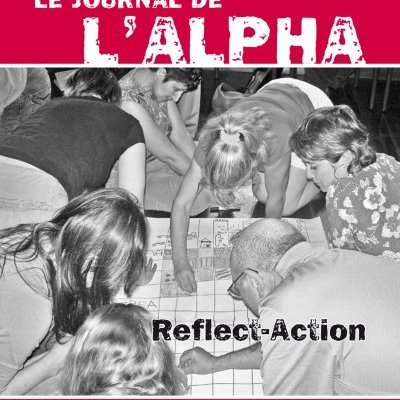 Journal de l'alpha 163 : Reflect-Action (avril 2008)
