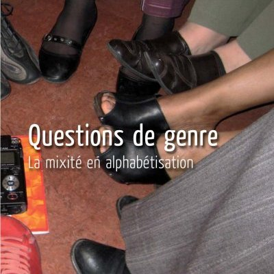 Journal de l'alpha 184 : Questions de genre (mai-juin 2012)