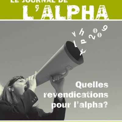 Journal de l'alpha 170 : Quelles revendications pour l'alpha ? (septembre 2009)