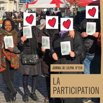 Journal de l'alpha 210 : La participation (3e trimestre 2018)