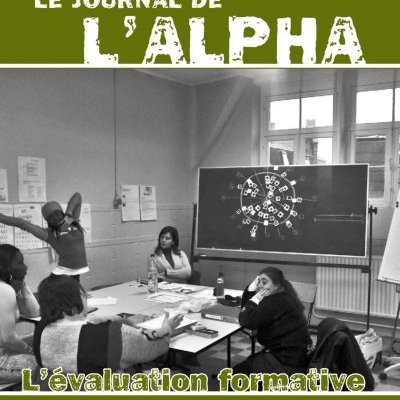 Journal de l'alpha 165 : L'évaluation formative (septembre 2008)